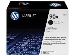HP NEW CE390A (HP 90A) HP Original Black Toner Cartridge CE390A
